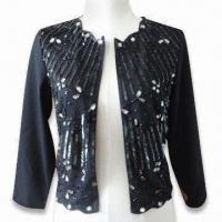 Quality Women's Rhinestones Coat for sale