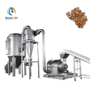 Wholesale Automatic 20-150mesh Chickpea Powder Grinding Machine from china suppliers