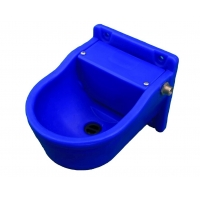 Wholesale LLDPE 4L Cow Drinking Bowl Livestock Auto Waterer Impact Resistant from china suppliers