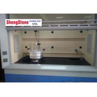 Wholesale Professional Fume Hood Parts , Chemistry Lab Phenolic Resin Countertop from china suppliers