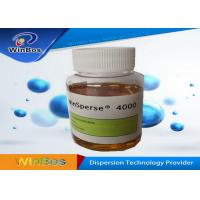Wholesale Water Based Pigment Dispersions 8.5 PH Reduce Viscosity For Carbon Black from china suppliers