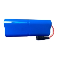 Buy cheap 6.4V 12Ah Blue Lithium Phosphate Battery With LiFePO4 Cell from wholesalers