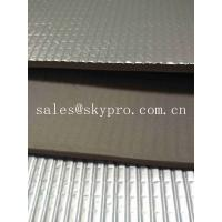 Wholesale REACH ROHS SGS Thermal Insulation Foam Sheet Aluminum Oil Coat Reflective Foam Rubber Sheets from china suppliers
