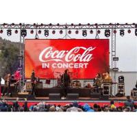 Wholesale Full Color Outdoor Rental LED Display , Outdoor Waterproof LED Screen from china suppliers