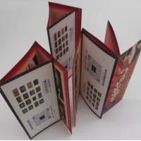 Wholesale Small Folded Leaflet Printing For Electronics, Promotional C2s Paper 7 Folds User Manual from china suppliers