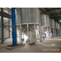 Wholesale Great volume popular TCK series hopper bottom galvanized steel rice paddy storage silo from china suppliers