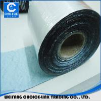 Buy cheap 150MM bitumen marine tape/hatch cover tape 2.0mm from wholesalers