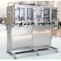 Wholesale 1L To 30L Sterilizer To Bag Packaging Machine For Fruit Juice , Long Life Time from china suppliers