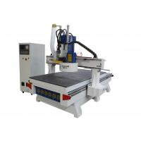 Buy cheap Auto Tool Changing CNC 3D Router Machine , Cnc Machine Sculpture 1300*2500*300mm from wholesalers