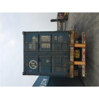 China Various Colors Used 40ft Shipping Container For Warehousing Logistics And Transport on sale