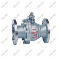 Wholesale DIN JIS GOST Standard Casting Forged Steel Carbon Stainless Steel Flanged End Handwheel Floating Ball Valve from china suppliers