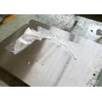 Wholesale Manual Die Cutting Machine thickness 2-7mm Alloy Steel Plate from china suppliers