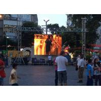 Wholesale Lightweight Hd Outdoor Rental Led Screen Video Wall For Hire High Refresh Rate from china suppliers
