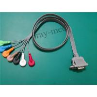 Buy cheap 15 Pin Connector ECG Patient Cable 1m Length For DMS300-3A Machine from wholesalers