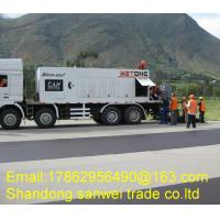 Wholesale Micro Surfacing Road Paving Equipment  / Slurry Seal Equipment MEITONG 8x4 10m3 from china suppliers