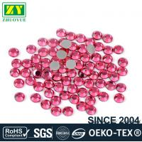 Wholesale Loose Ss10 Hotfix Rhinestones Glass Material For Nail Art / Home Decoration from china suppliers