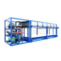 Buy cheap 5tons Automatic Block Ice Machine for Fishery and Concrete Industrial Use from wholesalers