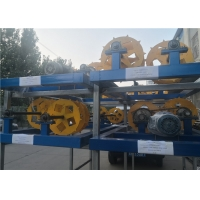 Wholesale 4.5kw 250M2/Hour Automatic Chain Link Fence Machine from china suppliers