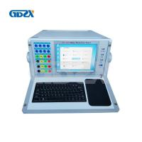 Buy cheap Six Phase Relay Protection Tester Current Reach To 40A Output Accuracy 0.1A ~1A from wholesalers