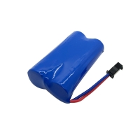Wholesale 1200mAh Rechargeable 7.4 V 18650 Battery Pack For Massager from china suppliers