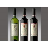Wholesale Glass Bottle Wine Label Stickers , Hot Stamping Personalized Labels For Wine Bottles from china suppliers