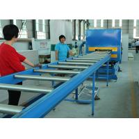 Wholesale Automatic Continuous  Sandwich Panel Production Machinery 2mm ~ 4mm Thickness from china suppliers