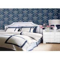 Wholesale Interior Design Embossed Floral Wallpaper Home Decoration For House Wall from china suppliers