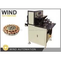 Wholesale Ceiling Fan Ventilator Stator Winding Machine / Stator External Rotor Frequency Generator Coil Winder from china suppliers