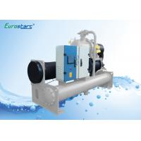 Buy cheap R407C Water Cooled Centrifugal Chiller Water Cooler Chiller 7 Protections from wholesalers