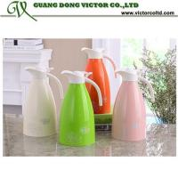 Wholesale Colorful Plastic thermos High quality Thermo jug 2L Green Pink Orange White vacuum flask from china suppliers