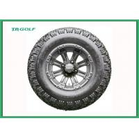 China Black 12 Inch Golf Cart Street Tires Mud Buster Golf Cart Tires With Rims on sale