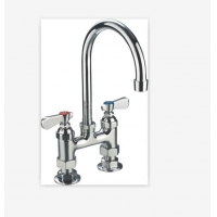 Wholesale NSF Single Handle 9815-P3 Commercial Sink Faucet from china suppliers