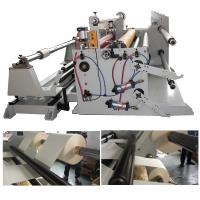 Wholesale 1000FQ low adhesive rubber tape slitting machine for max width 1000mm roll from china suppliers
