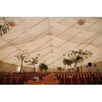 Buy cheap Clear Span 30 x 40m Large Event Tents or Church Tent 100% Waterproof With Self - from wholesalers