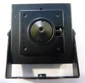 China Weatherproof  NTSC:510(H) × 492(V) night vision security cctv Mini CCTV Cameras on sale