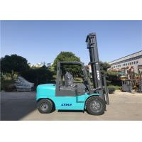 Wholesale 4000 Kg Diesel Forklift Truck , FD40 Diesel Powered Forklift With CE / ISO Certification from china suppliers