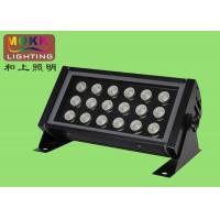 Wholesale 18W 1200 - 1500LM 85 - 265V RGB Wateproof led Outdoor Flood Lights Strobe - Flash, UV, IR from china suppliers