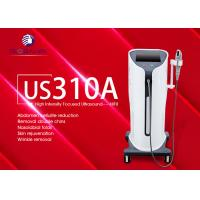 Wholesale Non Invasive Hifu Facelift Machine Face Wrinkle Remover Machine 4.0 MHz from china suppliers