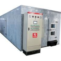 Wholesale 40 °C~85 °C Sludge Removal Equipment , Sludge Dryer System Low Noise ECO Friendly from china suppliers