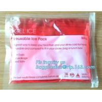 Wholesale on-toxic plastic material gel ice pack, Refrigerated cooler bags, ice eutectic gel bag for fresh food and beverage, GEL from china suppliers