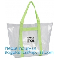 Wholesale Vinyl Women Tote Bag Travel Handbag For Beach Travel Toy Boat Hiking Shopping Fashionable Design Eco-Friendly 1000D from china suppliers