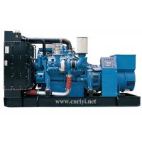 China Water Cooled Industrial Perkins Diesel Generator Set Brushless 4 Pole Rotation Magnet on sale