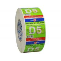 Wholesale OEM Design Adhesive Sticker Paper Roll For Labeling Machine And Equipment from china suppliers