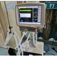Wholesale TFT Display Ventilator Breathing Machine Electronically Control Emergency Start from china suppliers