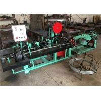 Wholesale 600m/H 2.8mm Barbed Wire Manufacturing Machine from china suppliers