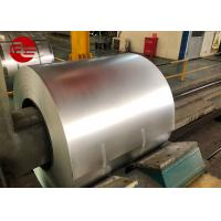 China SGS Approval Ss400 Hot Rolled Gi Metal Sheet / High Strength Galvanized Steel Coil on sale