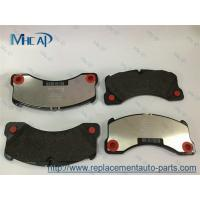 China 95835193910 Car Brake Pads Repair Front Disc Brake Pads with 4 Pcs on sale