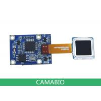 Buy cheap CAMA-AFM31 Capacitive Fingerprint Sensor Module With Live Finger Detection from wholesalers