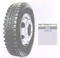 900-16 Truck Tire 900-20 1100-20