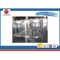 Buy cheap 2000bph Plastic Bottle Pure Water Rinsing Filling Capping Machine from wholesalers